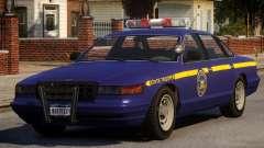 Vapid Stanier Federal Signal Aerodynic для GTA 4