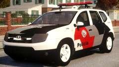 Duster PMESP ELS 8 для GTA 4