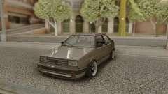 Volkswagen Jetta MK2 Coupe для GTA San Andreas