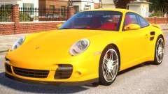 Porsche 911 (997) Turbo EPM для GTA 4