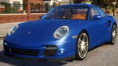 Porsche 911 (997) Turbo для GTA 4