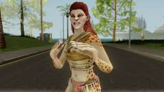 Injustice 2 Cheetah для GTA San Andreas