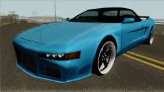 BlueRay Infernus NSX для GTA San Andreas