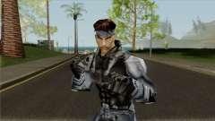Snake - Metal Gear для GTA San Andreas