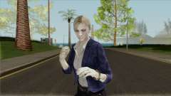 Jill Valentine Casual (Resident Evil) для GTA San Andreas