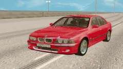 BMW М5 Е39 Red для GTA San Andreas