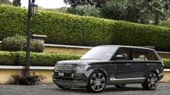 Range Rover SVA для GTA 5