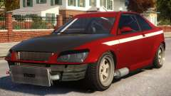 New Sultan RS для GTA 4