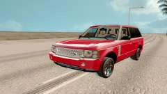 Land Rover Range Rover Tuning