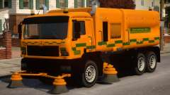 Road Sweeper для GTA 4