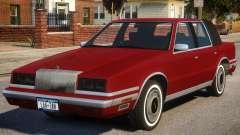 1988 Chrysler New Yorker для GTA 4