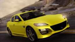 Mazda RX-8 (Emblem Ferrari) для GTA San Andreas