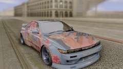 Nissan Skyline GT 1989 Nissan 240SX S13 Onevia для GTA San Andreas