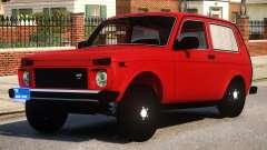 Niva Dubai Style Black Wheel для GTA 4