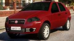 2011 Fiat Siena для GTA 4