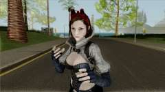 Snow White from S.K.I.L.L. Special Force 2 для GTA San Andreas