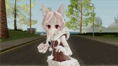 Kitsune Tsuki Miko (Foxnet) для GTA San Andreas