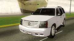 Cadillac Escalade Stock для GTA San Andreas