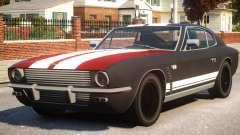 Rapid GT Classic Retro для GTA 4