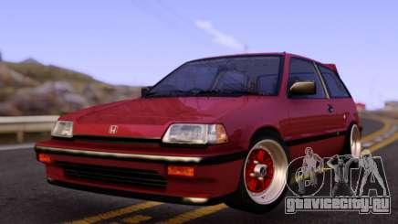 Honda Civic-R для GTA San Andreas