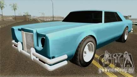 Dundreary Virgo The Car GTA V IVF для GTA San Andreas