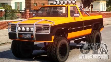 Declasse Rancher XL Super для GTA 4