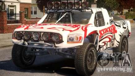 Dodge Ram DiRT2 PJ3 для GTA 4