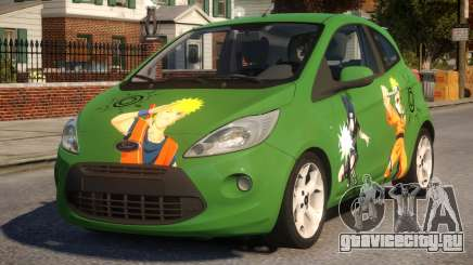 Ford KA для GTA 4