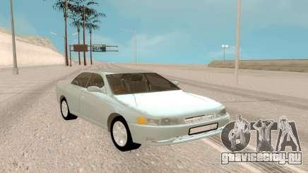 Toyota Mark II JZX90 Stock для GTA San Andreas