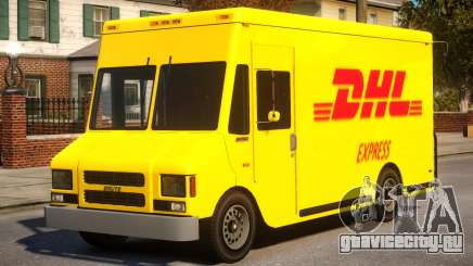 Real Delivery Trucks для GTA 4