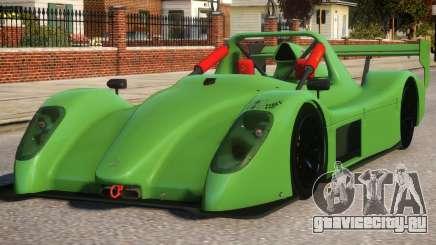 Radical SR3 Green для GTA 4