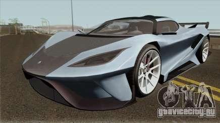 Overflod Tyrant GTA V для GTA San Andreas