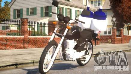 CG 125 FAN Water Delivery для GTA 4
