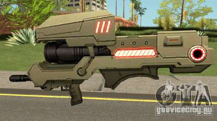 Marvel Future Fight - Cable Rocket Launcher для GTA San Andreas