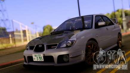 Subaru Impreza WRX STI S204 для GTA San Andreas