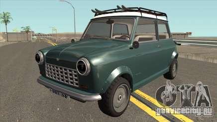 Weeny Issi Classic GTA V для GTA San Andreas