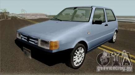 Fiat Uno Mille 1995 IVF для GTA San Andreas