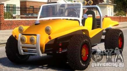 Buggy Dune V1 для GTA 4