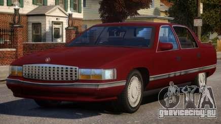 1994 Cadillac DeVille для GTA 4