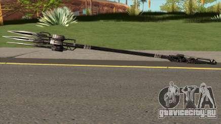 Marvel Future Fight - Proxima Midnight Weapon для GTA San Andreas