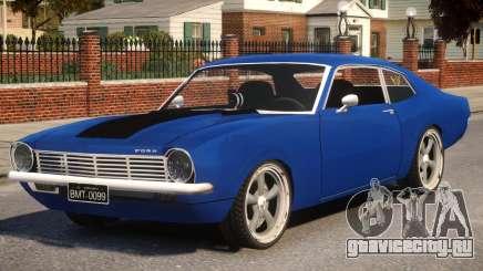 Ford Maverick GT для GTA 4