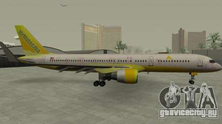 Боинг 757-200 MrMateczko Издание для GTA San Andreas