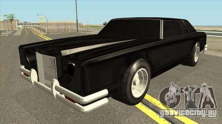 Dundreary Virgo The Car GTA V для GTA San Andreas