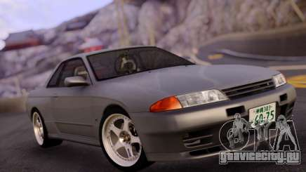 Nissan Skyline BNR32 Wheels NISMO для GTA San Andreas