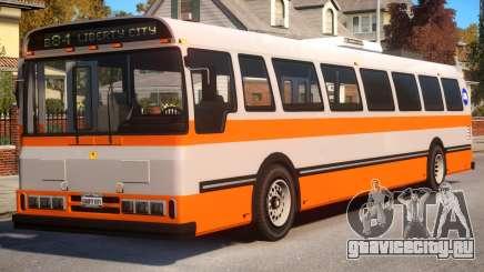 GTA V Style Bus для GTA 4