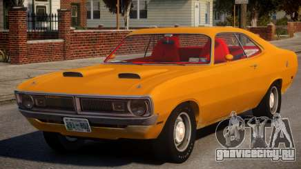 1971 Dodge Demon v1.2 для GTA 4