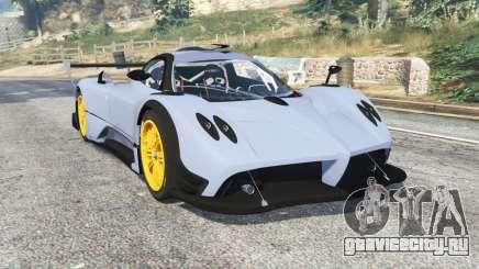 Pagani Zonda R 2010 [add-on] для GTA 5