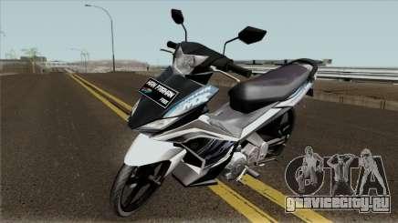 New Jupiter MX STD для GTA San Andreas