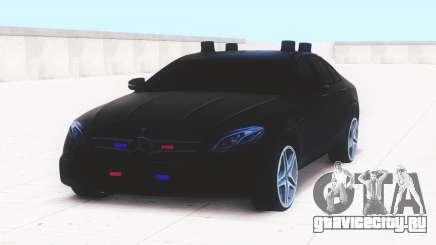 Mercedes-Benz W213 E500 President для GTA San Andreas