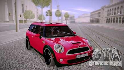 Mini Cooper Red для GTA San Andreas